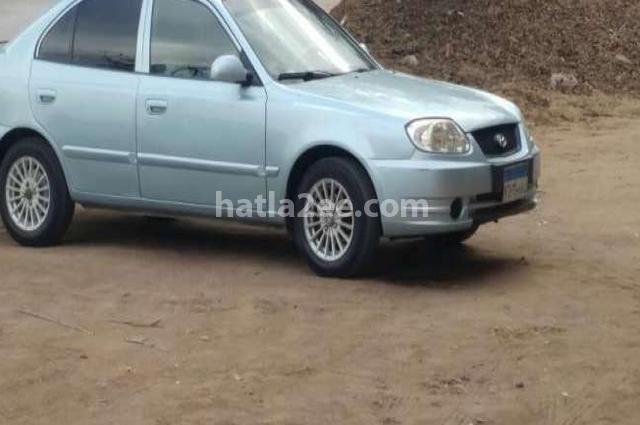 Verna hyundai 2007 dakahlia cyan 1801302 car for sale for Hyundai motor finance fax number