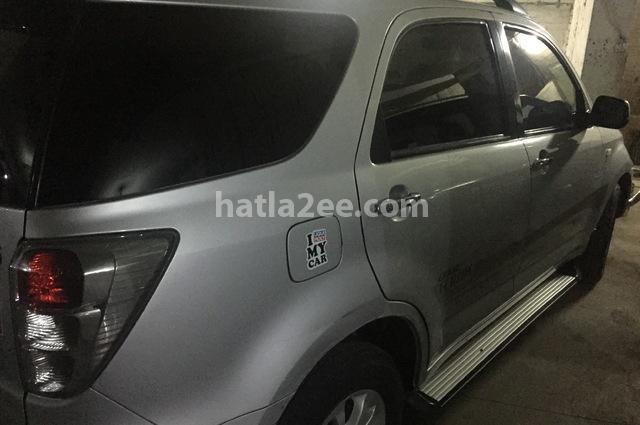 Grand Terios Daihatsu 2011 Tanta Silver 1826446 Car For