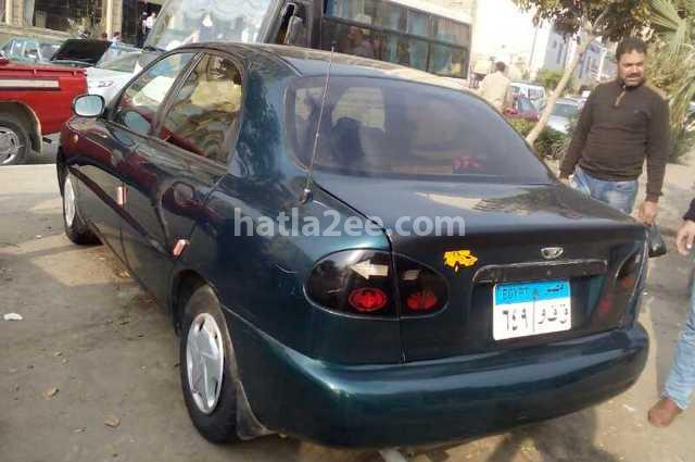 Lanos Daewoo 1999 Cairo Blue 1837278 - Car for sale : Hatla2ee