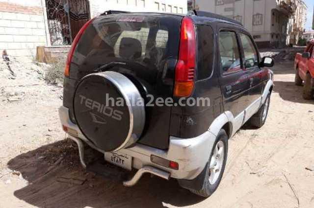 Terios Daihatsu 2000 Damietta Black 1846050 Car For Sale