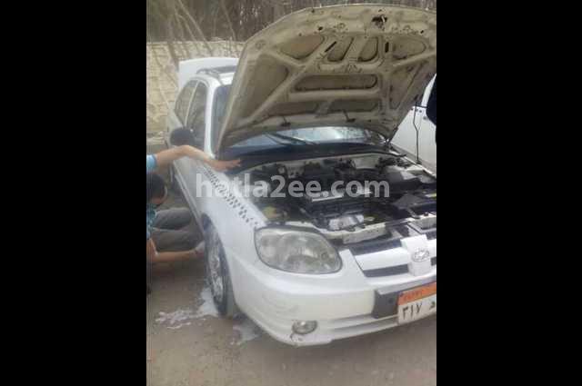 Verna Hyundai 2010 Cairo White 1858636 Car For Sale