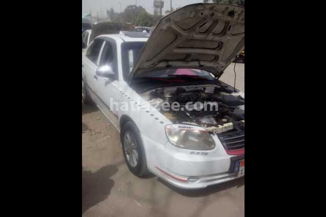 Verna Hyundai 2011 Cairo White 1858647 Car For Sale