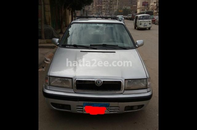 Felicia combi Skoda 2001 El Haram Silver 1860505 - Car for ...