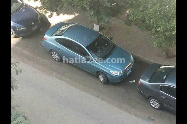 Elantra Hyundai 2008 Nasr City Cyan 1860945 Car For Sale
