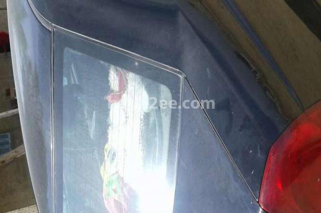 Verna Hyundai 2006 Beheira Black 1861573 Car For Sale
