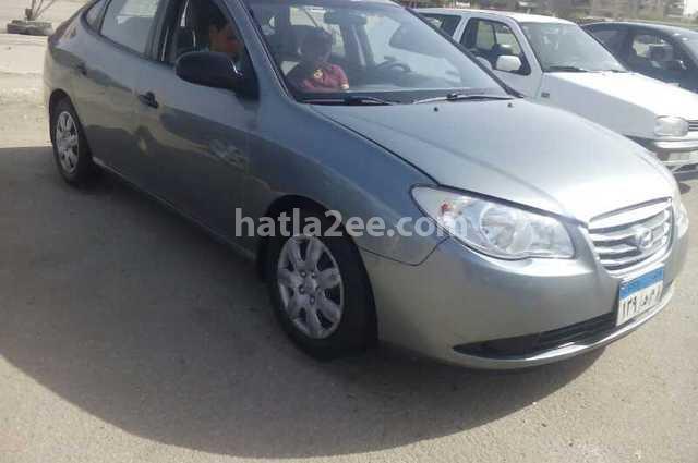 Elantra Hyundai 2010 Cairo Gray 1863430 Car For Sale