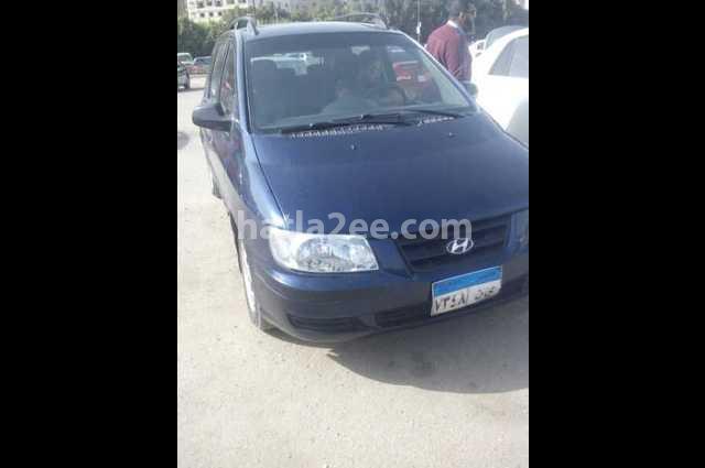 Matrix Hyundai 2005 Cairo Blue 1863495 Car For Sale