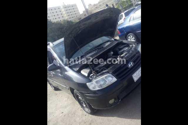 Matrix Hyundai 2007 Cairo Black 1863573 Car For Sale