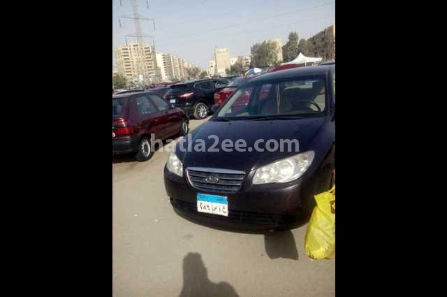 Elantra Hyundai 2008 Cairo Dark Red 1863588 Car For Sale