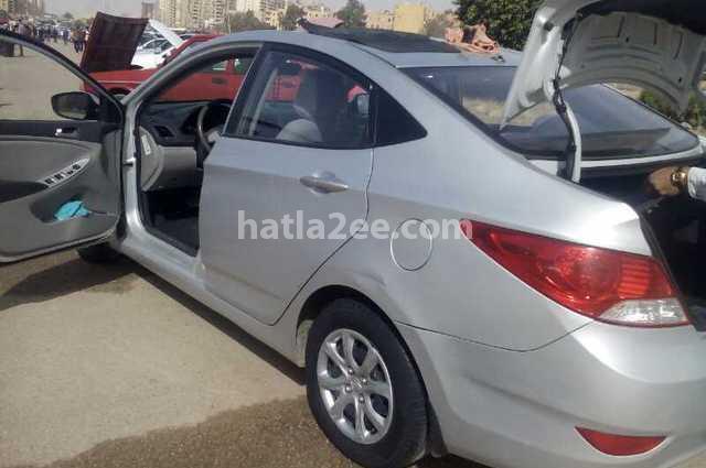 Accent Hyundai 2015 Cairo Silver 1863628 Car For Sale