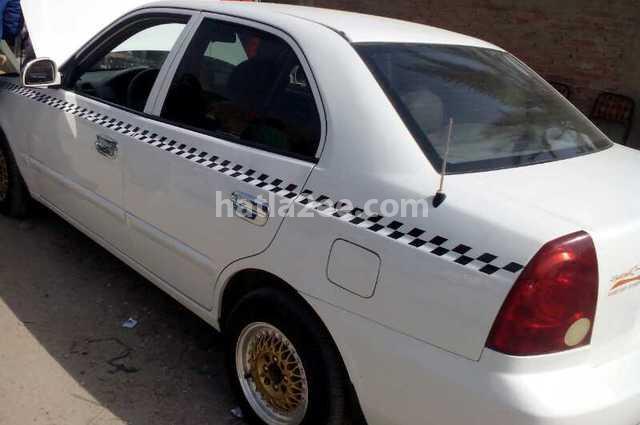 Verna Hyundai 2015 Cairo White 1884033