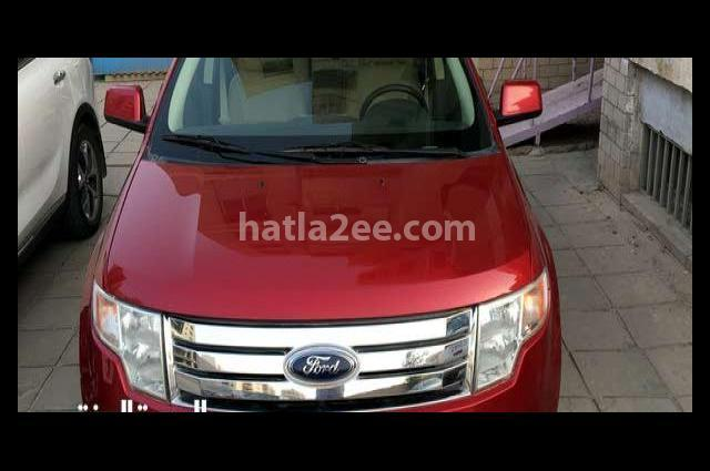 Edge Ford Red