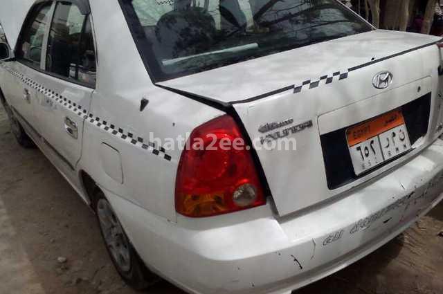 Verna Hyundai 2015 El Salam City White 1894275