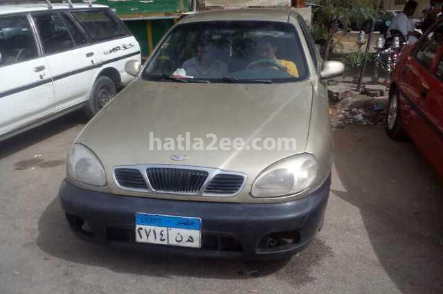 Lanos Daewoo 2005 Cairo Gold 1895361 - Car for sale : Hatla2ee