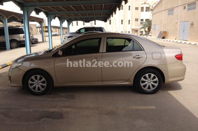 Toyota Corolla Used Cars In Riyadh