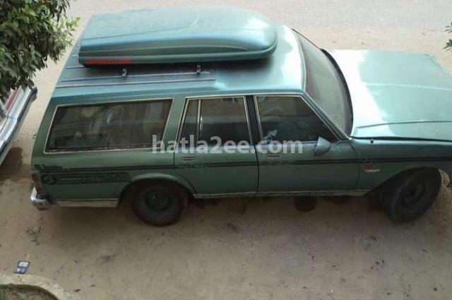 Caprice Chevrolet أخضر