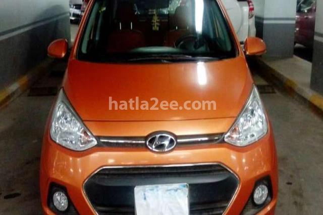 I10 hyundai 2016 cairo orange 1902814 car for sale for Hyundai motor finance fax number