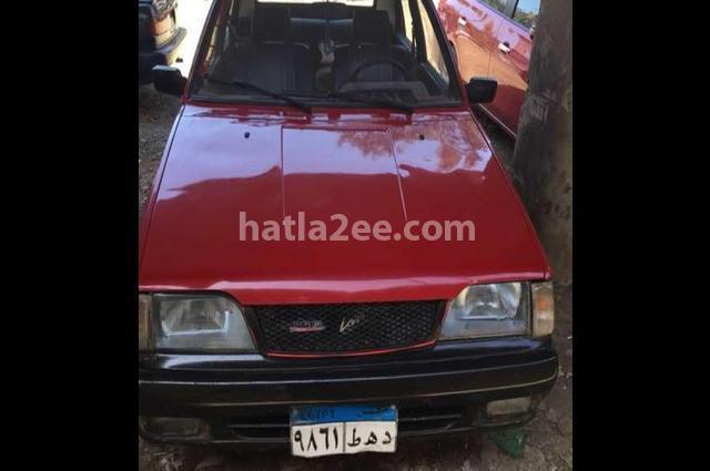 Polonez Fiat احمر