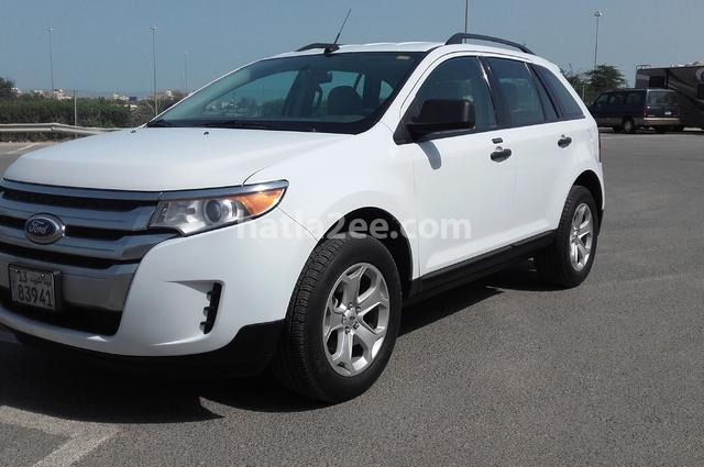 edge ford 2014 kuwait city white 1908775 - car for sale : hatla2ee