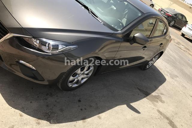 Mazda 3 Mazda برونزي