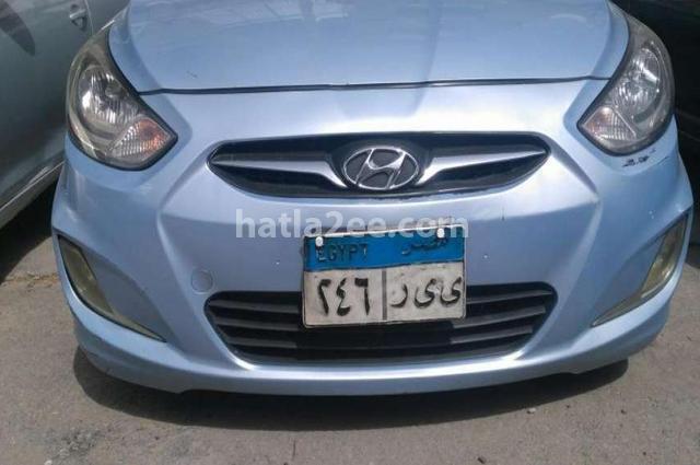 Accent hyundai 2012 heliopolis cyan 1930623 car for sale for Hyundai motor finance fax number