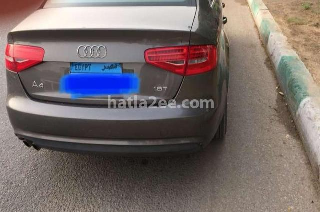 Used Audi A4 2014 for sale Cairo