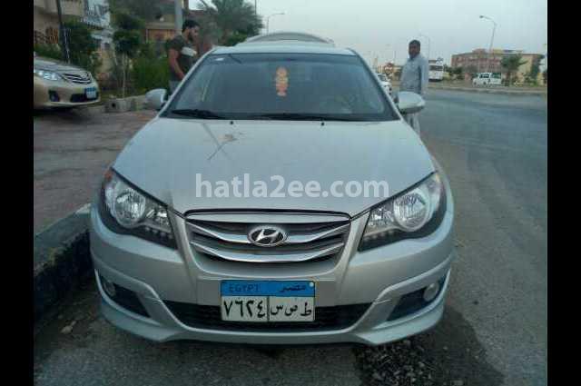 Elantra hyundai 2017 10th of ramadan silver 1944492 car for Hyundai motor finance fax number