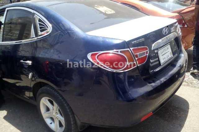 Used Hyundai Elantra 2008 for sale Ismailia