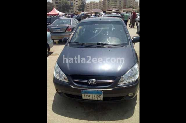 Used Hyundai Getz 2008 for sale Cairo
