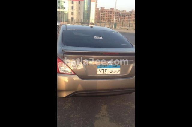 Sunny Nissan 2016 Cairo Brown 1951218 Car For Sale Hatla2ee