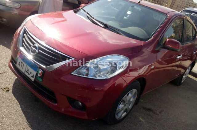 Used Nissan Sunny 2014 for sale Cairo