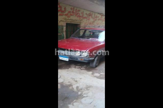 132 Fiat احمر