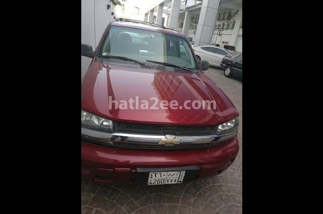 Blazer Chevrolet احمر