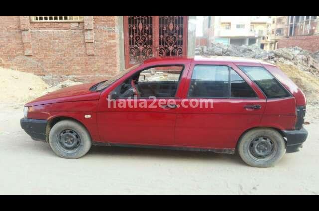 tipo fiat 1991 port said red 1965873 car for sale hatla2ee. Black Bedroom Furniture Sets. Home Design Ideas