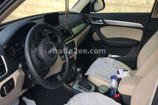 Used Audi Q3 2017 for sale Cairo