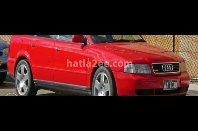 Used Audi A4 1998 for sale Cairo