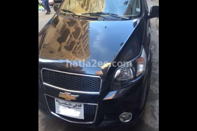 Aveo Chevrolet 2017 Alexandria Black 2030741 Car For Sale Hatla2ee