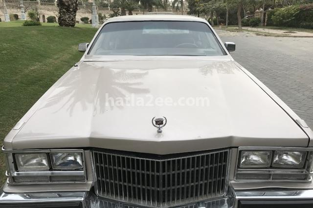 Deville Cadillac 1980 Sheikh Zayed City Gold 2031908 Car For Sale