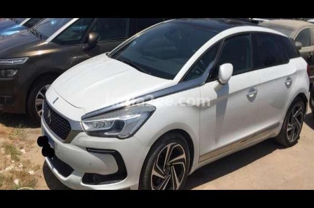 Ds5 Citron 2016 Giza White 2036931 Car For Sale Hatla2ee