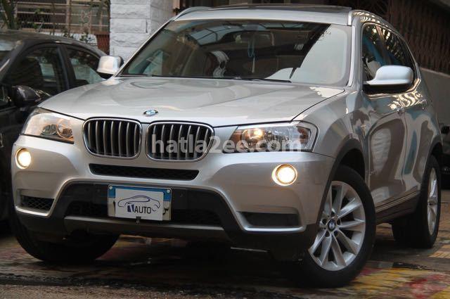 X3 BMW 2012 Heliopolis Silver 2037171