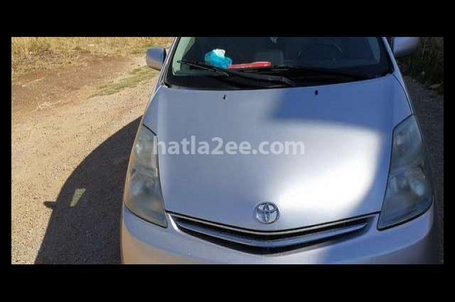 Prius Toyota Silver