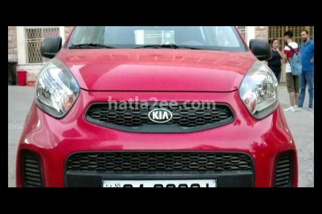 Picanto Kia Red