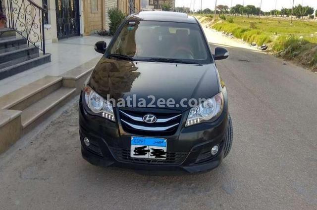 Elantra Hyundai 2017 10th Of Ramadan Black 2041560 Car For Sale