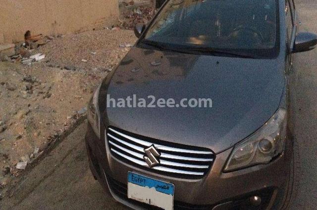 Ciaz Suzuki 2015 Cairo Gold 2057457 Car For Sale Hatla2ee