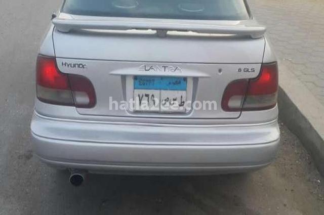 Elantra hyundai 1994 maadi silver 2065422 car for sale for Hyundai motor finance fax number