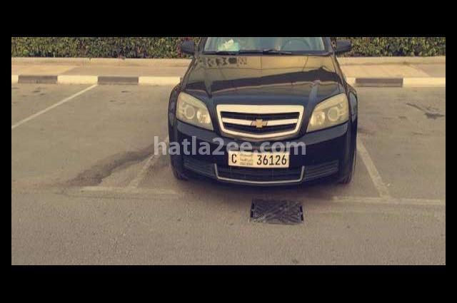 Caprice Chevrolet أسود