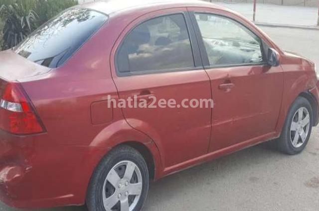 Aveo Chevrolet 2012 Maadi Dark Red 2103962 Car For Sale Hatla2ee