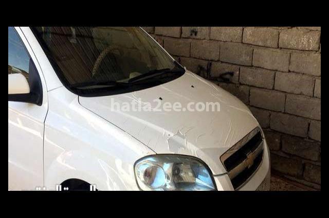 Aveo Chevrolet 2013 Basra White 2107263 Car For Sale Hatla2ee