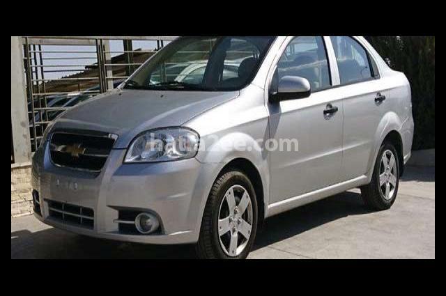 Aveo Chevrolet 2014 Zarqa Silver 2110758 Car For Sale Hatla2ee