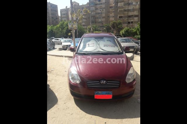 Used Hyundai Accent 2010 for sale Nasr city